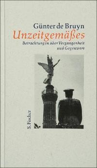 Cover Unzeitgemäßes