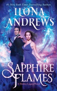 Cover Sapphire Flames