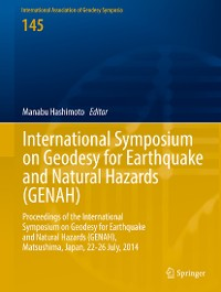 Cover International Symposium on Geodesy for Earthquake and Natural Hazards (GENAH)