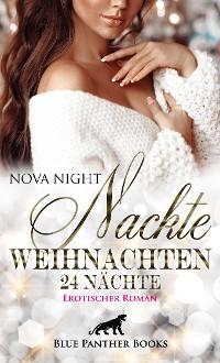 Cover Nackte Weihnachten - 24 Nächte | Erotischer Roman
