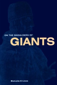 Cover On the Shoulders of Giants