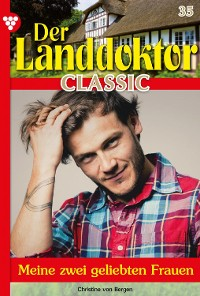 Cover Der Landdoktor Classic 35 – Arztroman