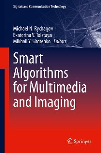 Cover Smart Algorithms for Multimedia and Imaging