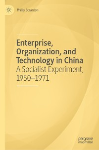 Cover Enterprise, Organization, and Technology in China