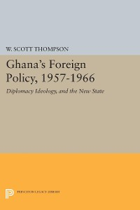 Cover Ghana's Foreign Policy, 1957-1966
