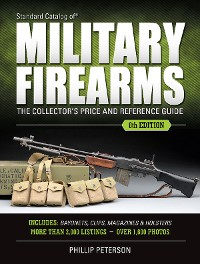 Cover Standard Catalog of Military Firearms