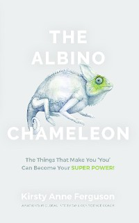 Cover The Albino Chameleon