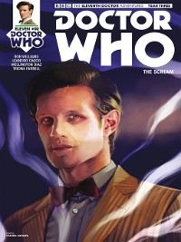 Cover Doctor Who: The Eleventh Doctor, Year Three (2017), Issue 2