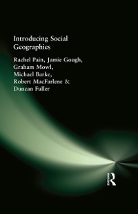 Cover Introducing Social Geographies