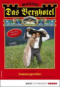 Cover Das Berghotel 197 - Heimatroman