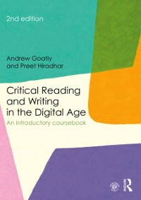 Cover Critical Reading and Writing in the Digital Age