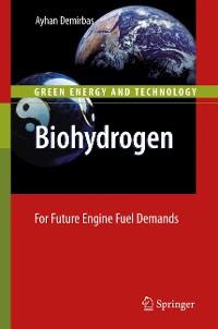Cover Biohydrogen
