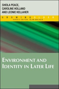 Cover Environment And Identity In Later Life