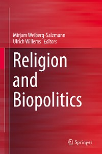 Cover Religion and Biopolitics