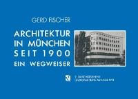 Cover Architektur in Munchen Seit 1900