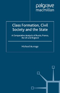 Cover Class Formation, Civil Society and the State