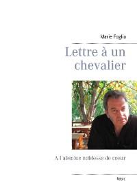 Cover Lettre à un chevalier