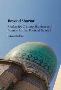 Cover Beyond Shariati