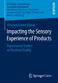 Cover Impacting the Sensory Experience of Products