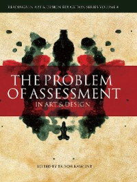 Cover The Problem of Assessment in Art and Design