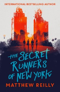 Cover The Secret Runners of New York