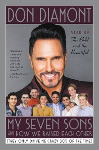 Cover My Seven Sons and How We Raised Each Other