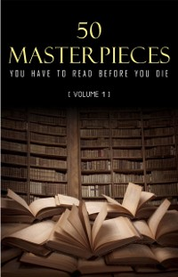 Cover 50 Masterpieces you have to read before you die Vol: 1