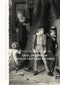 Cover Cruel Children in Popular Texts and Cultures