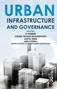 Cover Urban Infrastructure and Governance