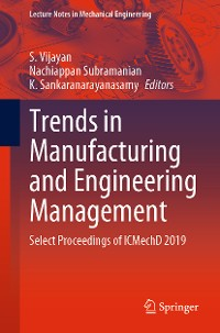 Cover Trends in Manufacturing and Engineering Management