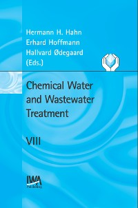 Cover Chemical Water and Wastewater Treatment VIII