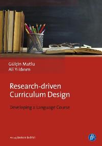 Cover Research-driven Curriculum Design