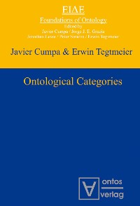 Cover Ontological Categories