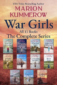 Cover War Girls Complete Collection