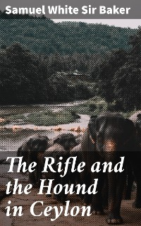 Cover The Rifle and the Hound in Ceylon
