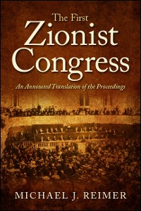 Cover The First Zionist Congress
