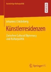 Cover Künstlerresidenzen