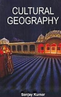 Cover Cultural Geography