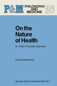Cover On the Nature of Health