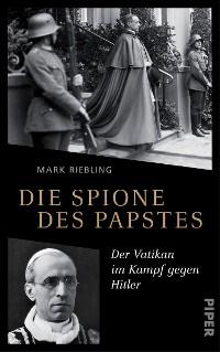 Cover Die Spione des Papstes