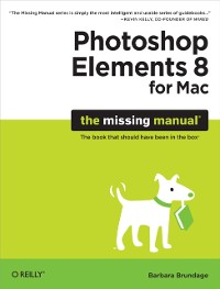 Cover Photoshop Elements 8 for Mac: The Missing Manual
