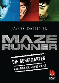 Cover Maze Runner - Die Geheimakten