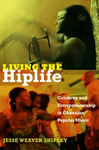 Cover Living the Hiplife