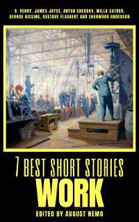 Cover 7 best short stories - Work