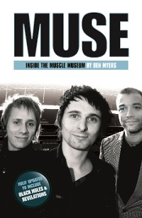 Cover Muse - Inside The Muscle Machine