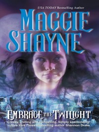 Cover Embrace The Twilight (Mills & Boon Silhouette)