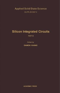 Cover Silicon Integrated Circuits