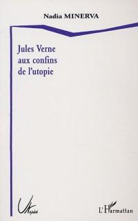 Cover Jules verne aux confins de   l'utopie