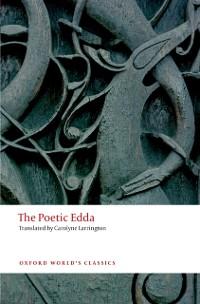 Cover Poetic Edda
