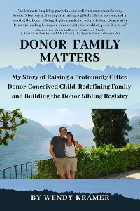 Cover Donor Family Matters